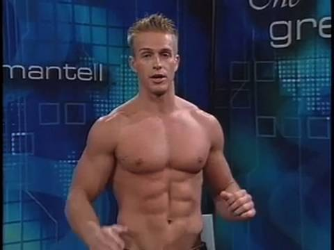 The Gregory Mantell Show -- Get in Shape the Natural Way!