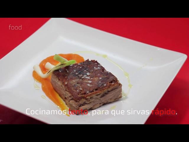 Regeneración de Cordero Deshuesado foodVAC
