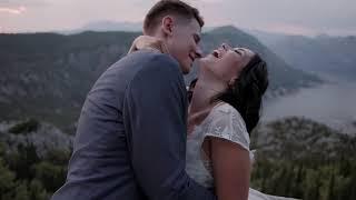 Свадьба в Черногории город Котор Видеооператор в Черногории
