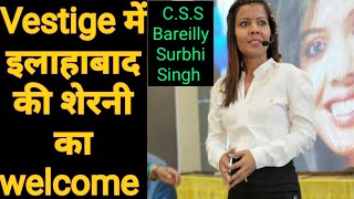 Gambar cover Surbhi Mam's welcome Bareilly CSS