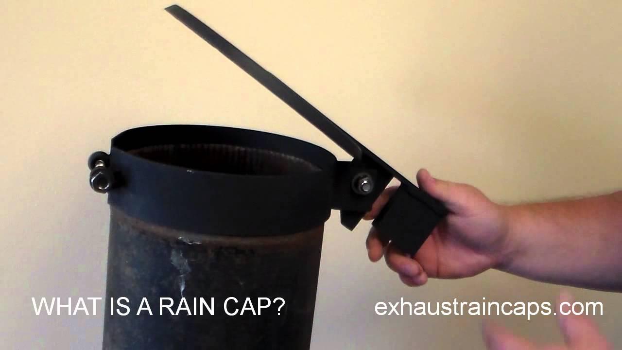 what is a rain cap