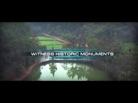 CAVU Designwerks provide flying theater for Macrolink's Beautiful Hunan
