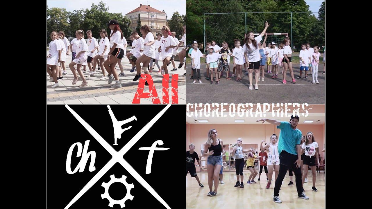 Download cesta tanečníka 2019 - all choreographies