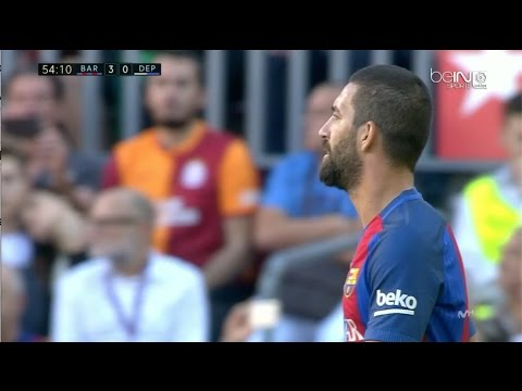 Arda Turan vs Deportivo La Coruna (Home) (15/10/2016) 720p HD by EC17
