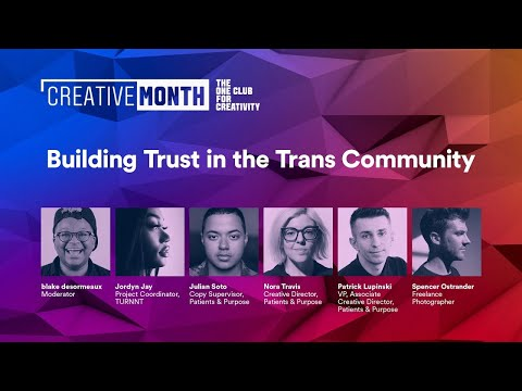 Building Trust in the Trans Community