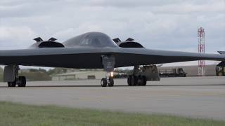 Northrup Grumman Wins $42.8M Contract to Repair B-2 Wing Panels