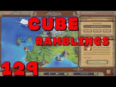 Cube Ramblings: E129 - November 20, 2016