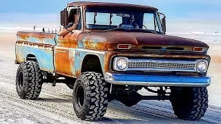 BEST Old Truck Video Compilation!   The Farm Truck Show