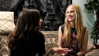 Huntress - Jill Janus Interview