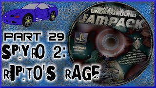 PSX Demo Disc Part 29: Spyro 2: Ripto