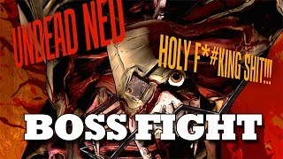 Borderlands DLC: Boss Fight #15 Undead Ned (Gameplay/Commentary) [HD]