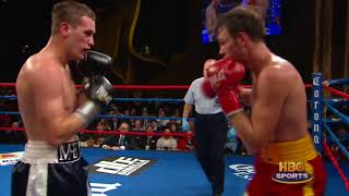 HBO Boxing  Andy Lee vs  Craig McEwan Highlights HBO