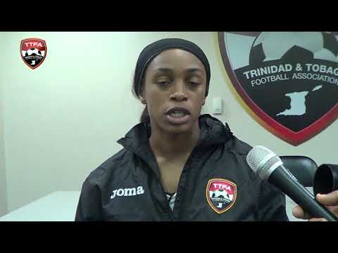 Liana Hinds' Post Match Reactions after Sunday's win over Guyana