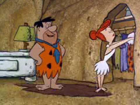 """""""Os Flintstones"""" - 2ª temporada, 1961 [Dublado]"""