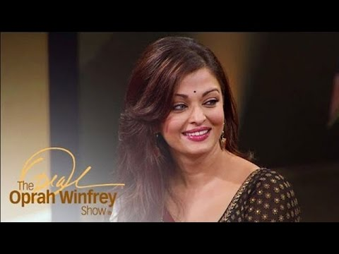 Aishwarya Rai and Abhishek Bachchan's First Television Interview | The Oprah Winfrey Show | OWN