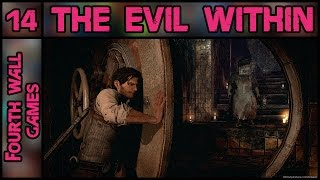 The Evil Within PC Gameplay - Part 14 - 1080p