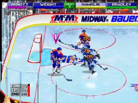 2 on 2 Open Ice Challenge-Edmonton Oilers vs Tampa Bay Lightning