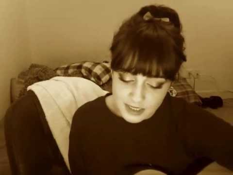 Animal- Miike Snow acoustic cover