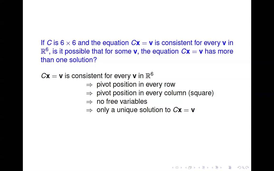 how to make atrix invertible