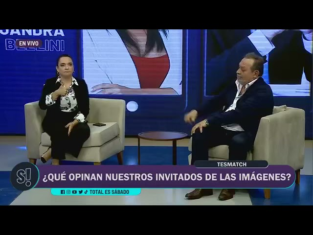 Gustavo Santos y Alejandra Bellini no coincidieron sobre la Ley del Aborto