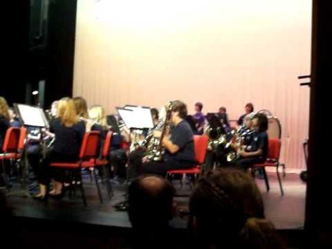 De Portola Middle School Band
