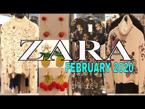 ZARA NEW COLLECTION FEBRUARY 2020 #PricesHighlighted
