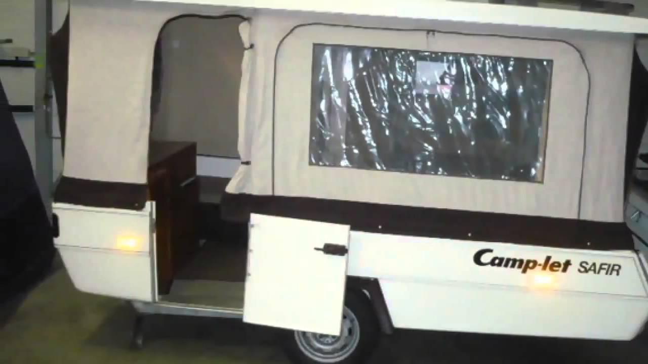 Vouwwagen te koop camp let safir youtube - Te koop ...