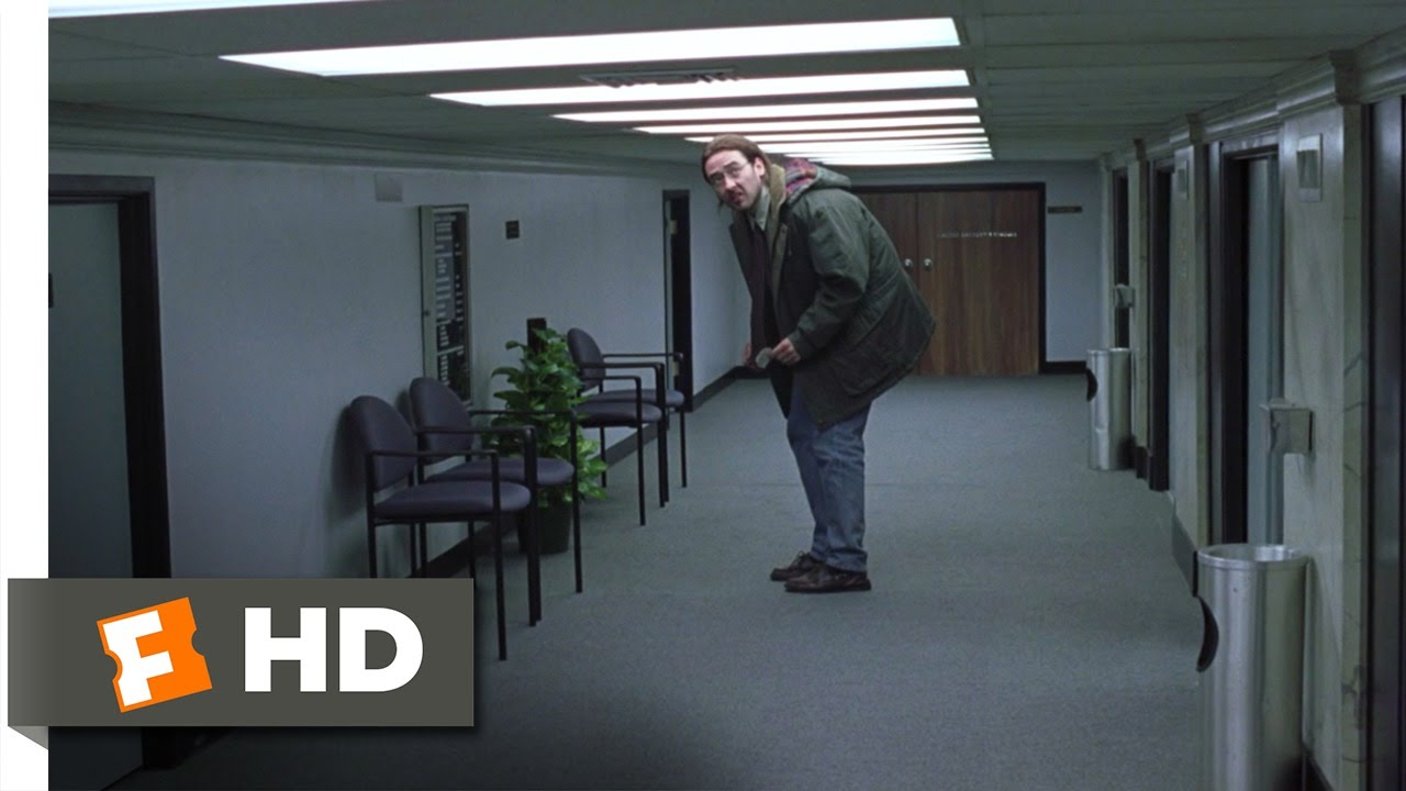 Being John Malkovich (1/11) Movie CLIP - Welcome to the 7 1/2 Floor (1999) HD - YouTube