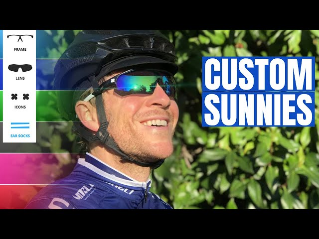 SunGod Pacebreakers Review (Custom Cycling Sunglasses)