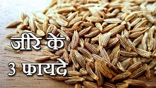 Cumin Seeds Benefits for Health in Hindi - जीरे के लाभ by Sachin @ jaipurthepinkcity.com