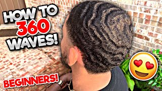 how to get 360 waves in 1 month with proof
