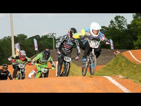 2018 USA BMX Dixieland National Pre Race Main Events
