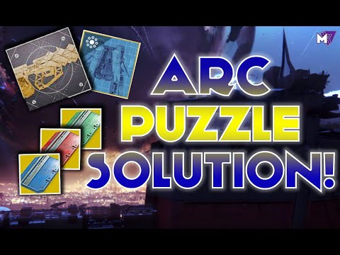 Arc Configuration Guide: Destiny 2 | Zero Hour Heroic Puzzle Guide Solution | Easiest Way To Solve!