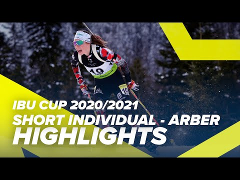Arber Highlights Women Short Individual IBU Cup 2020/2021