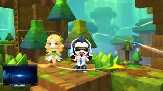 Maplestory 2 - Ellin Grove Hidden Golden Treasure