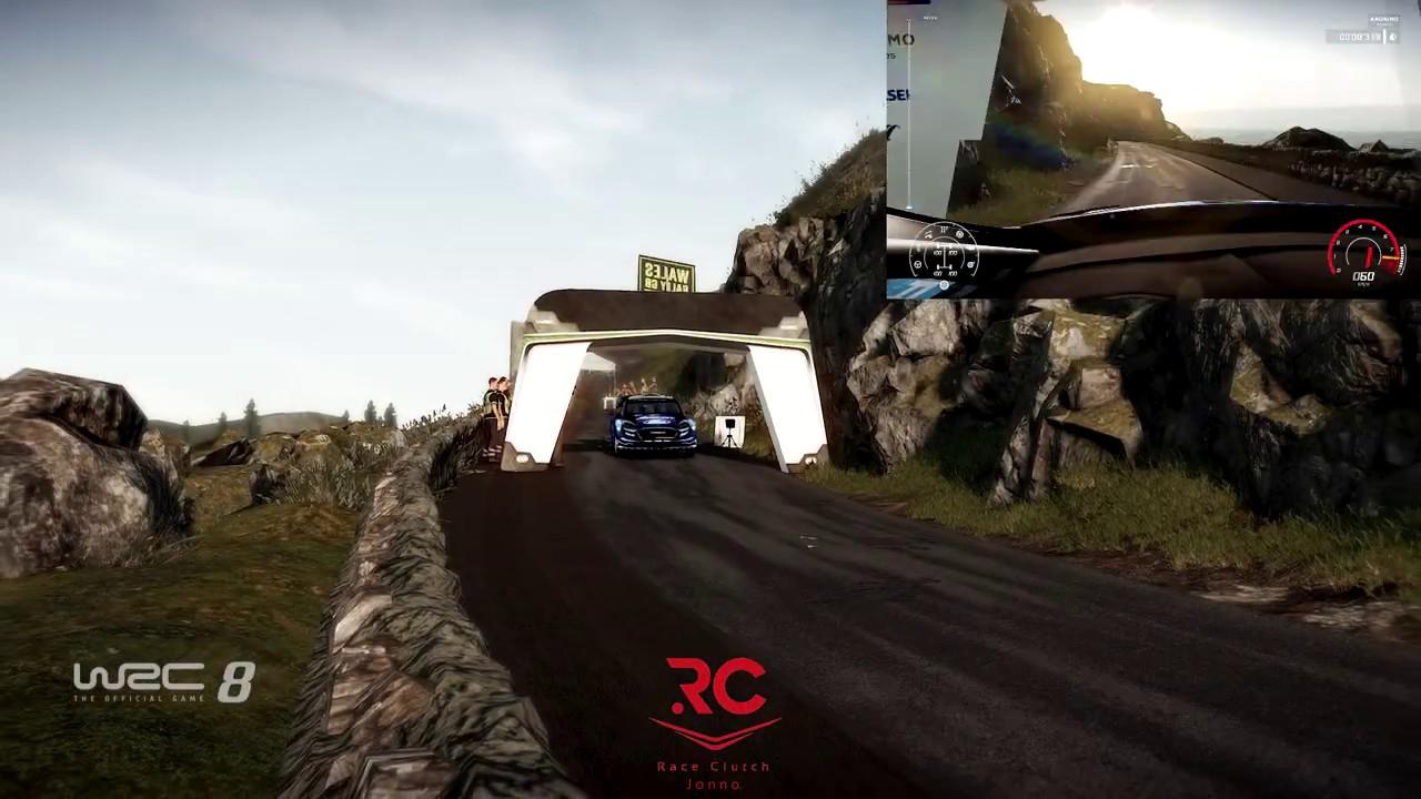 WRC 8 - Great Orne - World Record