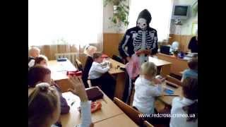 Урок в школе  (ЗОЖ)