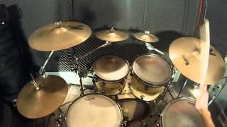 Quick Drum Jam - Gary Husband Style