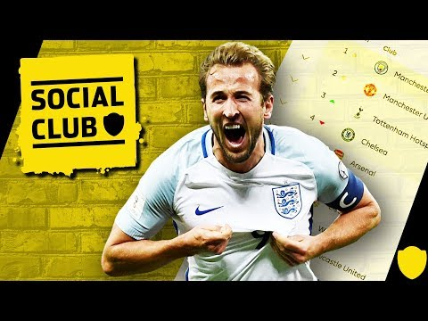 WHERE WOULD ENGLAND FINISH IN THE PREMIER LEAGUE? | SOCIAL CLUB