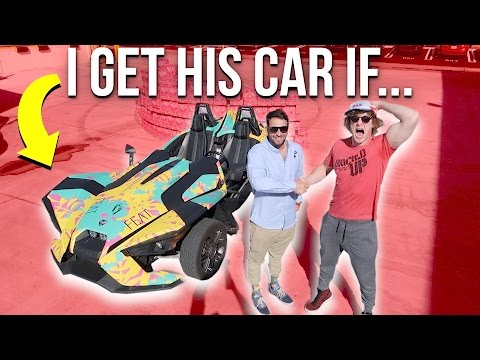 HE'S GIVING ME HIS CAR IF... ? (need your help!)