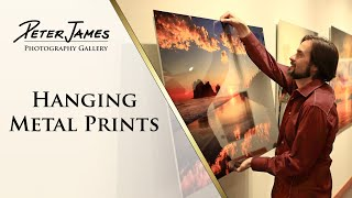 HANGING METAL PRINTS - Step by Step How-To