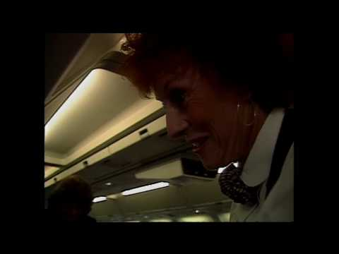 ARCHIVE VIDEO: First Nashville-to-London Flight in 1995