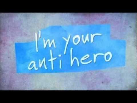 Marlon Roudette ft Lala Joy - Anti Hero ( Le saut de l'Ange ) Lyrics / Paroles
