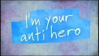 Marlon Roudette ft Lala Joy - Anti Hero ( Le saut de l'Ange ) Lyrics / Paroles