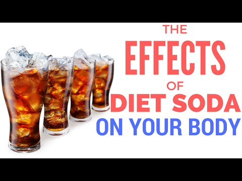 The Effects of Diet Soda on Your Body