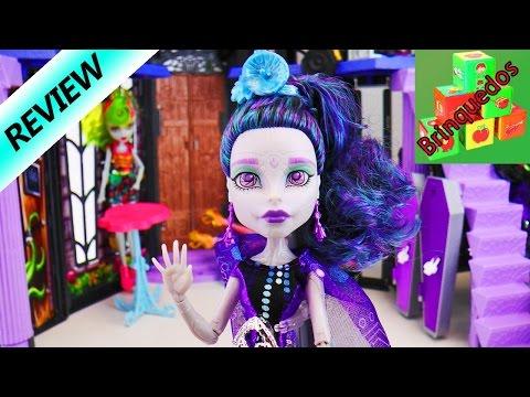Monster High Elle Eedee de Boo York | Boneca de metal | Review