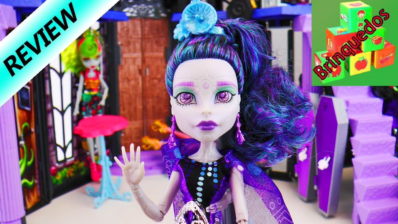 Monster High Elle Eedee de Boo York | Boneca de metal | Review