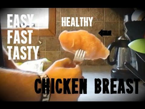 Frozen To Cooked: Tasty, Juicy Chicken Breast