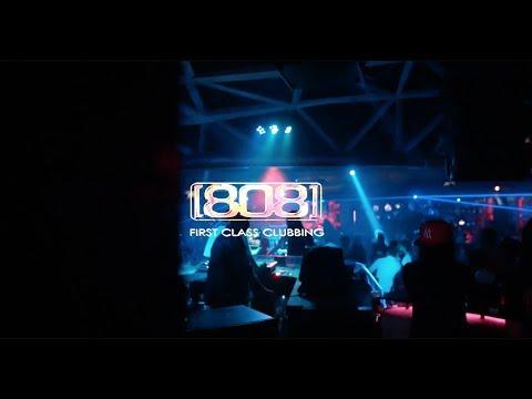 808 Club Pattaya feat. MC Away G & Deejay TJ (Hip Hop Night Club)