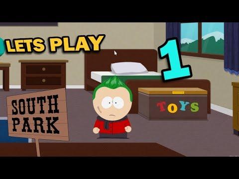 ч.01 - Палка истины - Прохождение South Park The Stick of Truth